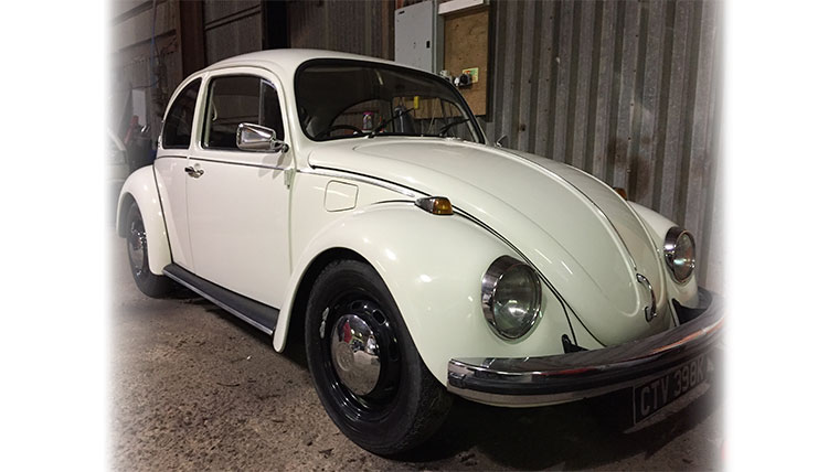 VW Beetle restorations