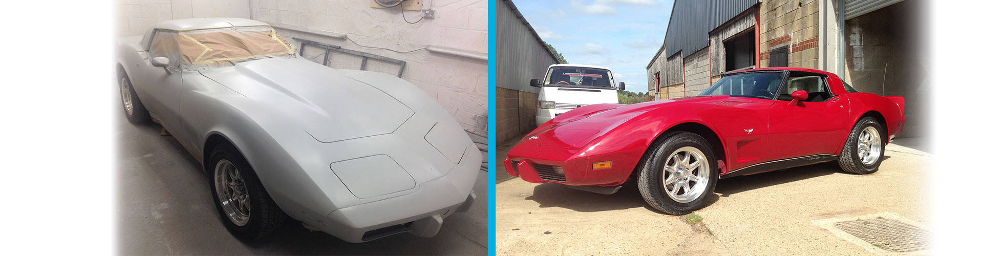Full car restorations